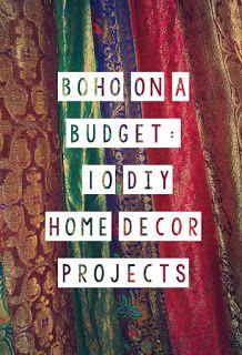 Quirky Bohemian Mama - A Bohemian Mom Blog: Boho on a Budget: 10 DIY Jewelry Projects