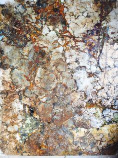 Mica Rock Paper Rust Recipe - Diane Corso LLC