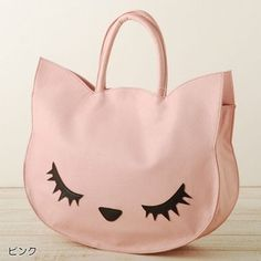 Poohcah Tote Bag - one can never have too many purses ...or cats.