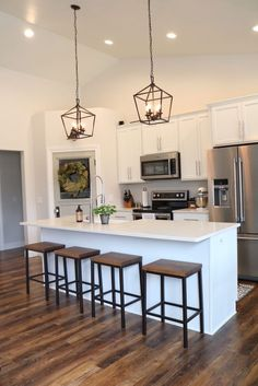 7 best kitchen with vaulted ceiling images diy ideas for home rh pinterest com