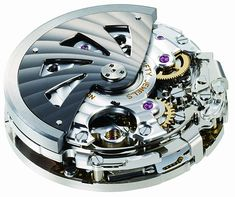 Here is a #Seiko Ananta Spring Drive movement (Caliber 5R86).