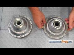 How To: Whirlpool/KitchenAid/Maytag Brake Assembly Washer, Washing Machine, Kitchen Appliances, Queen, Youtube, Diy Kitchen Appliances, Home Appliances, Domestic Appliances