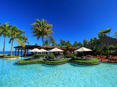 Fiji - Absolute paradise and where my son was married last year! **Bonny Lewis**