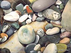 Jewel Beach Stones