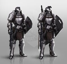 Tactical Knight by johnsonting on DeviantArt