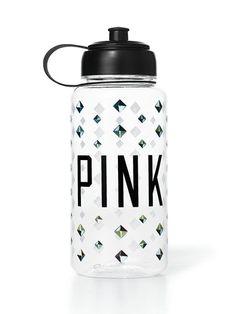 PINK Water Bottle #VictoriasSecret http://www.victoriassecret.com/pink/new-arrivals/water-bottle-pink?ProductID=125766=OLS?cm_mmc=pinterest-_-product-_-x-_-x