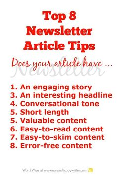 best short articles to read