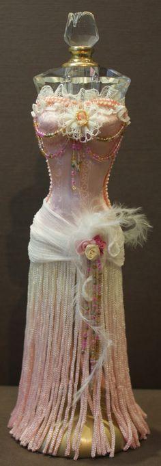 Bella's Scrappin' Space: Steampunk Dressform