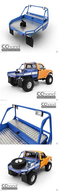 Empty Boxes 180311: New 1 10 Trail Finder 2 Mojave Rc4wd Tf2 Chassis Frame Cargo Bucket Roll Cage -> BUY IT NOW ONLY: $304.99 on eBay!
