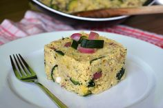 Treska s kuskusem Risotto, Grains, Rice, Ethnic Recipes, Food, Essen, Meals, Seeds, Yemek