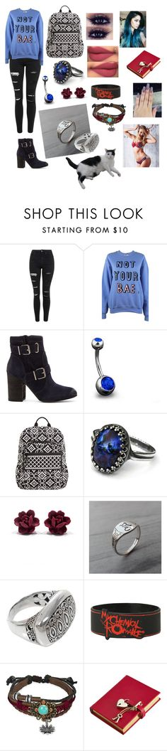 """""""RAVEN MARIE CULLEN IS VERY, VERY TICKLISH!!"""" by secretlyharleyquinn ❤ liked on Polyvore featuring Topshop, Adolescent Clothing, Vince Camuto, Bling Jewelry, Vera Bradley, NOVICA and Amara"""