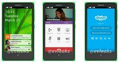 """O perfilevleaksno Twitter, famoso por antecipar lançamentos de tecnologia, arriscou hoje as especificações que devem equipar o """"Normandy"""", codinome dado ao primeiro celular da Nokia com Android.O smartphone multicolorido (com 6 opções de cores) deve ter suporte a dois chips, tela de 4 polegadas, c"""