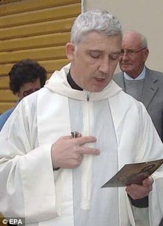 'Women wearing tight clothes are to blame for domestic violence': Italian priest says provocative mothers neglect babies & bring out 'worst instincts' of men  Fr Piero Corsi put controversial Xmas message on church door  Blamed women for 'exacerbating tensions' w/men & serving cold meals  He said core of the problem is women are 'more & more provocative'  Male abuse a significant problem in IT 1 in3  women say they have been victim of serious domestic violence