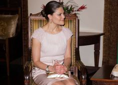 Crown Princess Victoria is Currently in Tanzania for an official visit. Meeting with the President