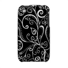 Silent Era iphone Cover by Janet Antepara