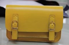 Handmade leather bags briefcase computer packages handbags real handbags