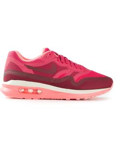 Drawn to the beautiful color on these Nike Air Max trainers
