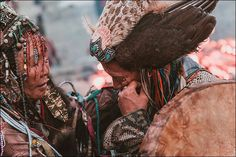 [Image] | 18 Incredible Photographs Of The Shaman Gathering In Siberia - TIMEWHEEL
