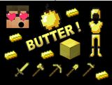 Skydoesminecraft Art of  Butter