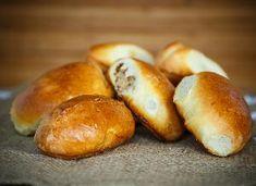 Przepisy kulinarne i gotowanie - Beszamel.se.pl Pretzel Bites, Hamburger, Bread, Food, Brot, Essen, Baking, Burgers, Meals