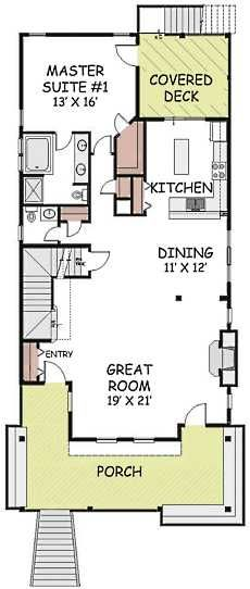 98 Best Narrow House Plans images   Narrow house plans ... Narrow Floor Plan Farmhouse on narrow town house plans, narrow mediterranean house plans, narrow waterfront home plans, narrow 4 bedroom house plans, narrow lake house plans, narrow french country home plans, narrow row house plans, narrow duplex plans, narrow split-level house plans, narrow villa plans, narrow hillside house plans, narrow carriage house plans, narrow condo plans, narrow low country house plans, narrow apartment plans, narrow guest house plans, narrow victorian house plans, narrow cape plans, narrow garage plans, narrow modern house plans,