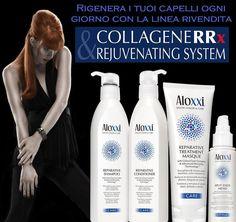 Il Collagene RRx di AloXXi non finisce in salone! Richiedi sempre la linea rivendita al tuo parrucchiere e fa' che lo splendore dei tuoi capelli non ti abbandoni mai, nemmeno in Inverno ;-)
