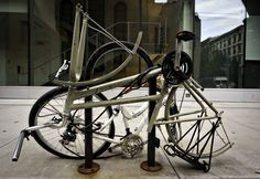 Abandoned Bike of NYC