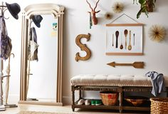 All for the Wall: Antlers, Pin Boards & Signs