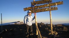 Mt. Kilimanjaro: Cel