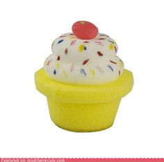 Cupcake sponge just ordered this!