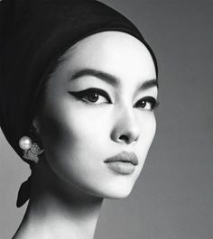 Fei Fei Sun by Steven Meisel for Vogue Italia January 2013 - mylusciouslife