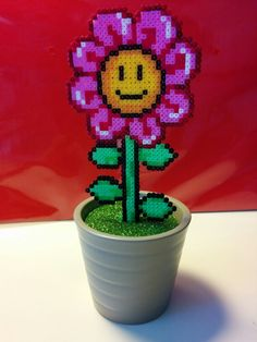 Flor hama