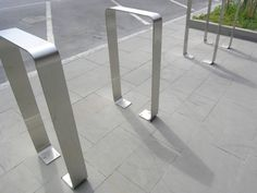 BICYCLE RACK CORNICE BY CITYSI | DESIGN GIBILLERO