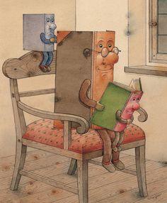 'Three Books' by Kestutis Kasparavicius