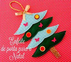 Mimos da Gil: PAP enfeite de Natal