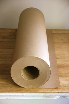 Huge Roll of Kraft Paper - 1,200 sq ft - Everyday Occasions