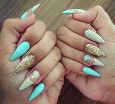 New Nails Danke @boombastic_nails_ #newnails#gelnails#krallen#stiletto#stilettonails#mint#pastell#nails#nailstagram#naildesign#classic#nailsoftheday#girlynails#nailsinspire#nailsart#naglar#nailporn#longnails#nails2inspire#glitter#stilettos#nägel#glitzer