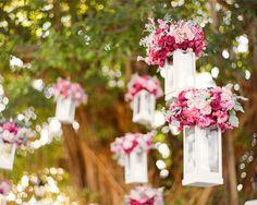 #casamento #decoração #floressuspensas