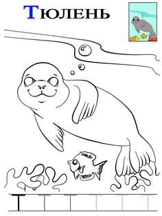 Названия животных с буквы Е | Слог, Прописи и Азбука
