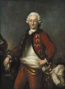 Joseph Louis Bernard, Marquis de Simiane.