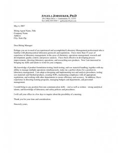 95 best Cover letters images on Pinterest | Cover letter for resume ...