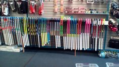 All of these field hockey sticks at Bluebisonsports.com