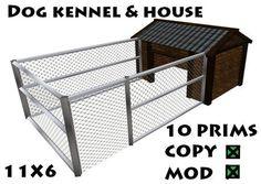 dog kennel house 11x6