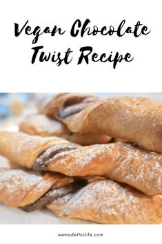 Vegan Chocolate Twist Recipe