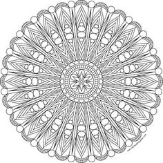 Here are printable gorgeous Mandala coloring pages for adults to print for free. With beautiful intricate designs, these free printable mandala coloring pages for adults are collected specifically for adults. Mandala Art, Mandalas Drawing, Mandala Coloring Pages, Coloring Book Pages, Printable Coloring Pages, Zentangles, Book Drawing, Dot Work, To Color