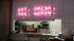 One of the newest additions to the Helsinki café and restaurant scene is The Mess which opened earlier this year on Pieni Roober Sign System, Helsinki, Finland, Scene, Neon Signs, Restaurant, Travel, Viajes, Diner Restaurant