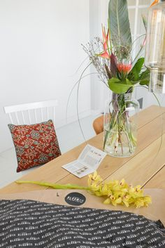 #flowers #colour // Bloomon bloemabbonementen Styling en fotografie : Souraya Hassan, Binti Home