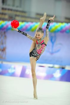 Alexandra Soldatova of Russia /photo by Oleg Naumov