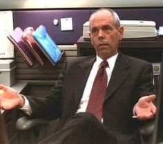 Fornell of NCIS.