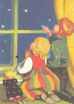 Wishing on a Star ~ Martta Wendelin
